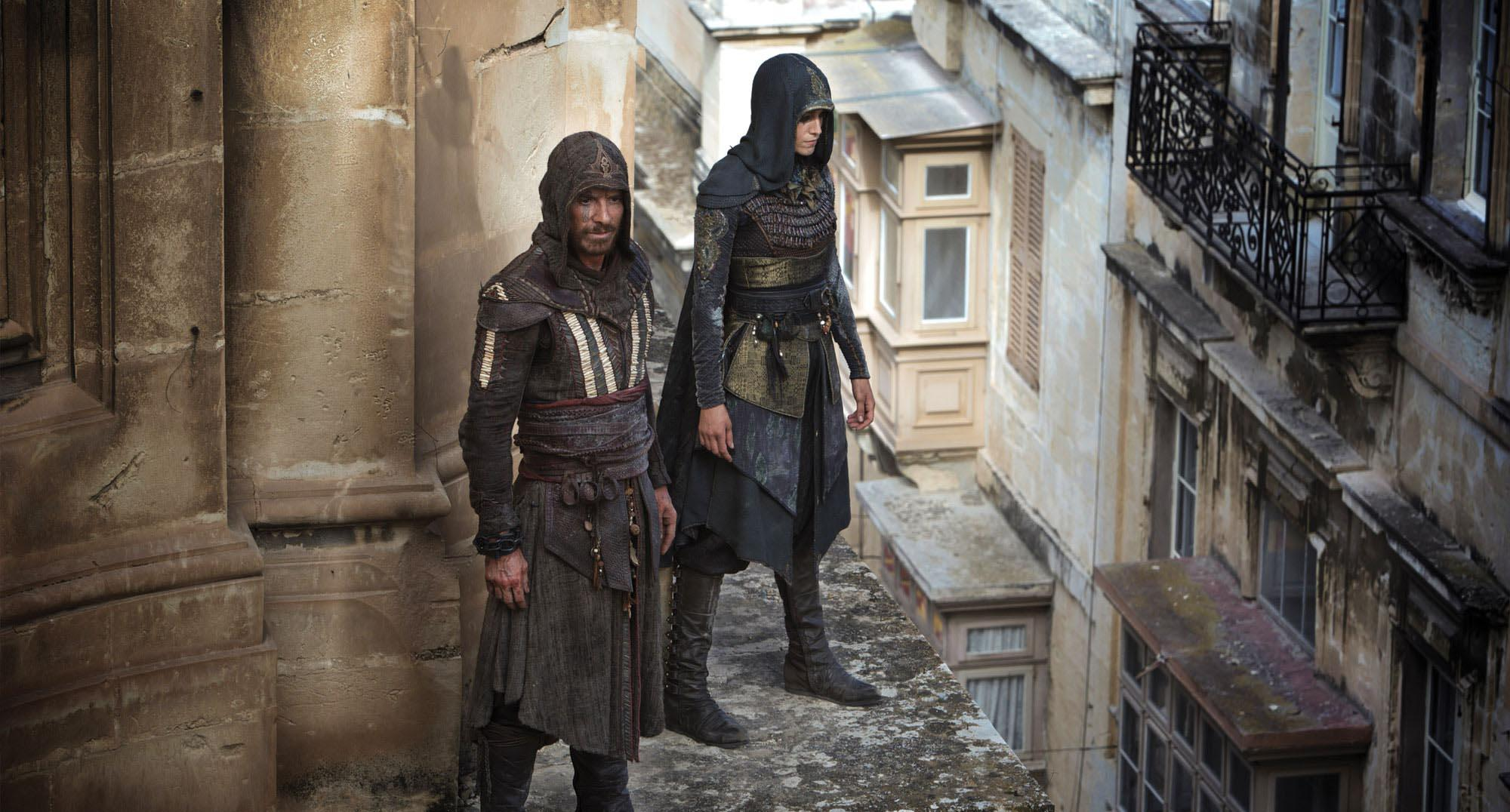 «Assassin's Creed»<br />