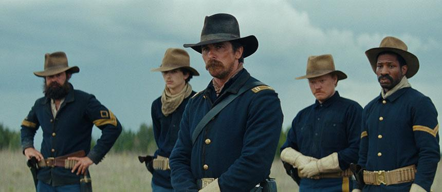 Hostiles-Review and Critic<br />